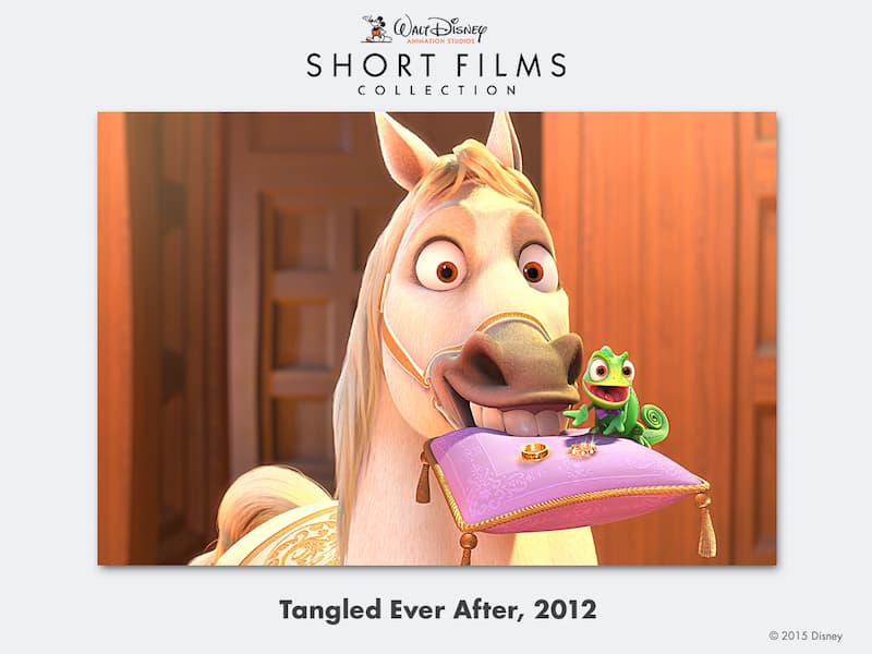 disney shorts Tangled-Ever-After