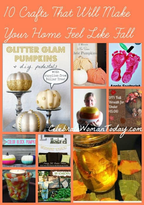 10 Crafts That Will Make Your Home Feel Like Fall