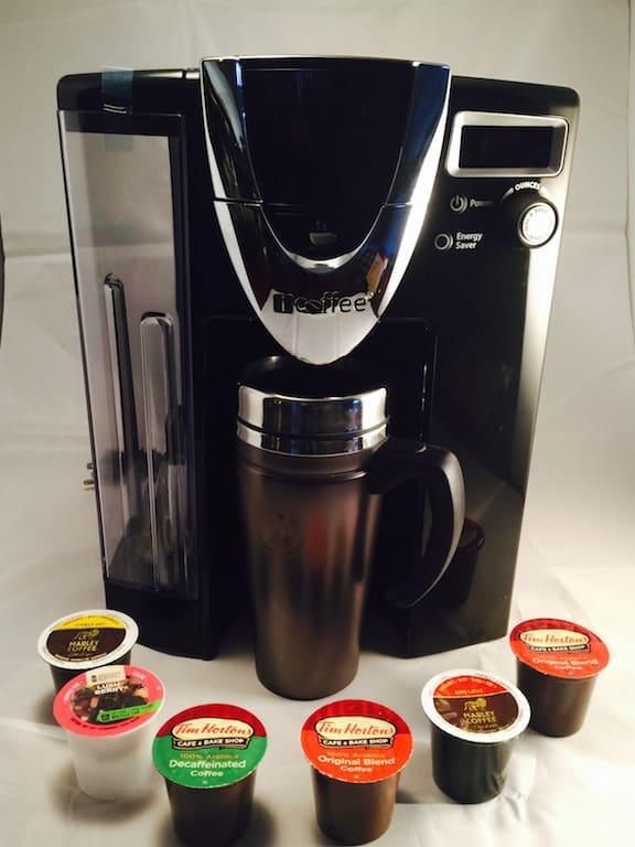 icoffee opus single serve