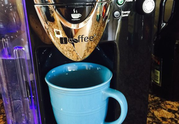 My Cup of Coffee in A New iCoffee Way. Drink In The Moment With Your Favorite Flavors.
