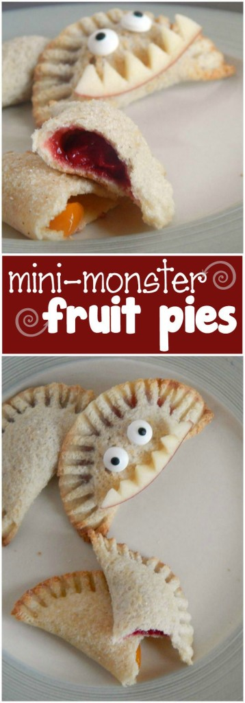 monster fruit pies