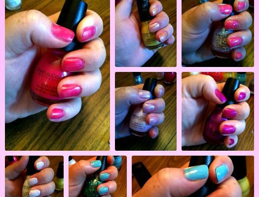 Celebrate Back To School With SinfulColors Nail Polish