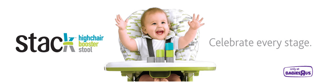 Win A Chicco Stack Chair To Grow Up With Your Baby