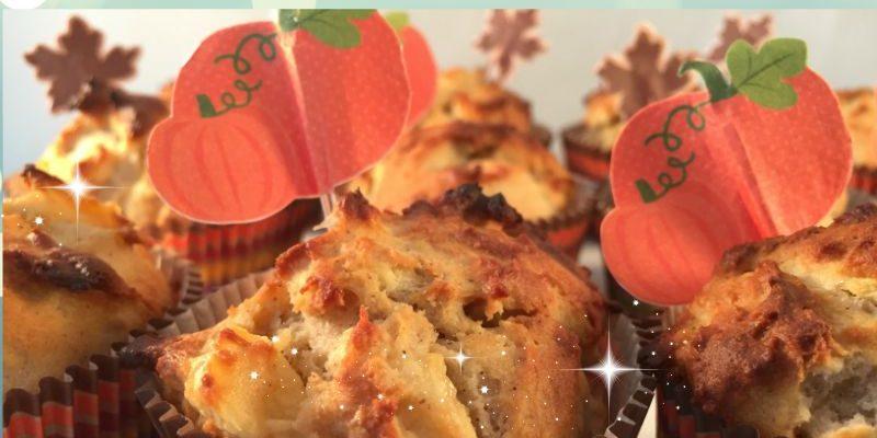Apple Cinnamon Yogurt Muffins To Kick Off Your Holiday Season