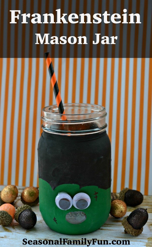 frankenstein mason jar craft 10 crafts your will diy 4503