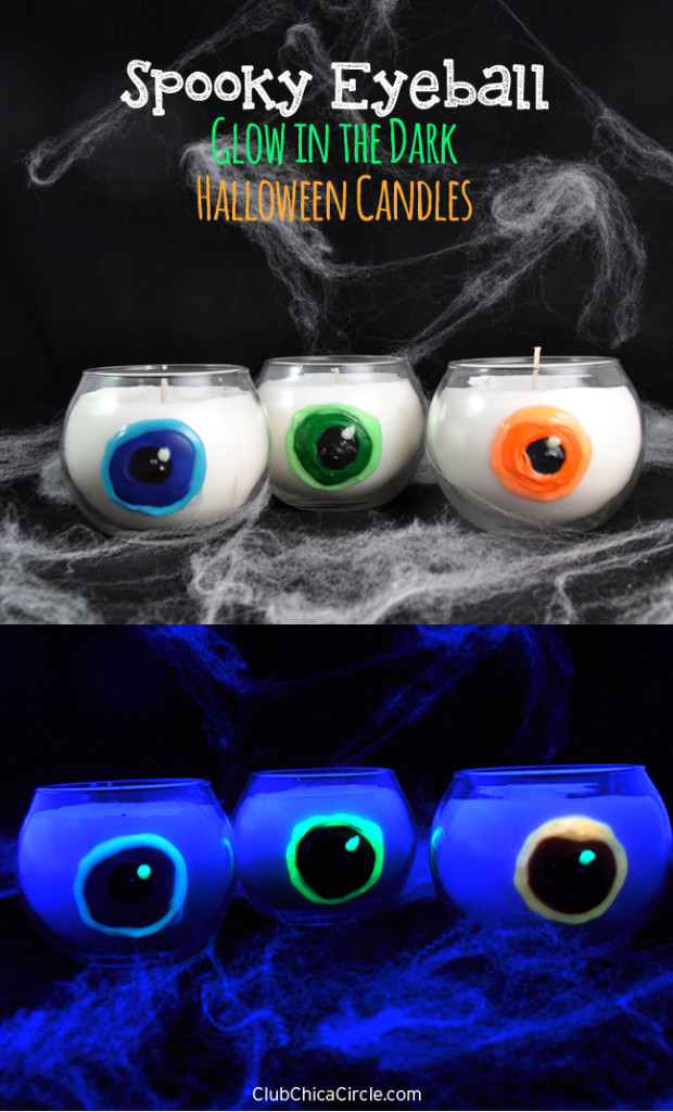 glowing eyeball candles