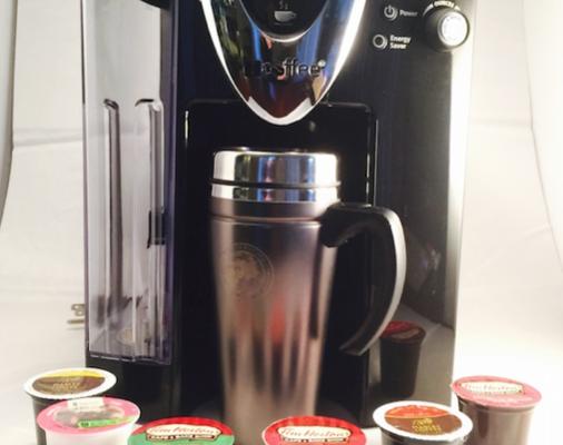 iCoffee OPUS Single-Serve Coffeemaker – #iCoffee Giveaway