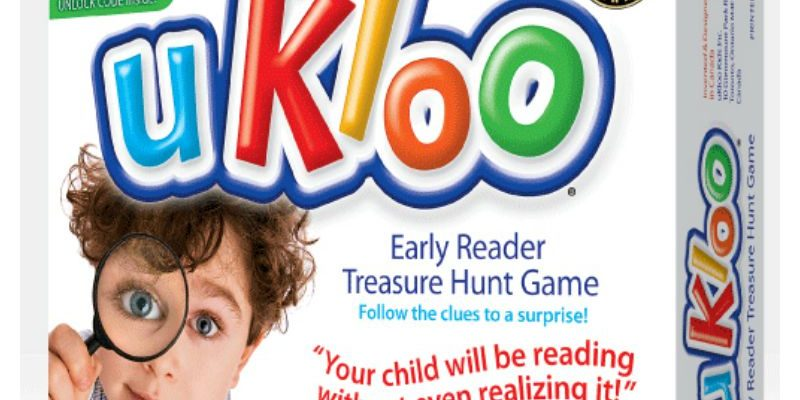Ukloo Treasure Hunt Game Giveaway Is Your Best Reading Resource Ever