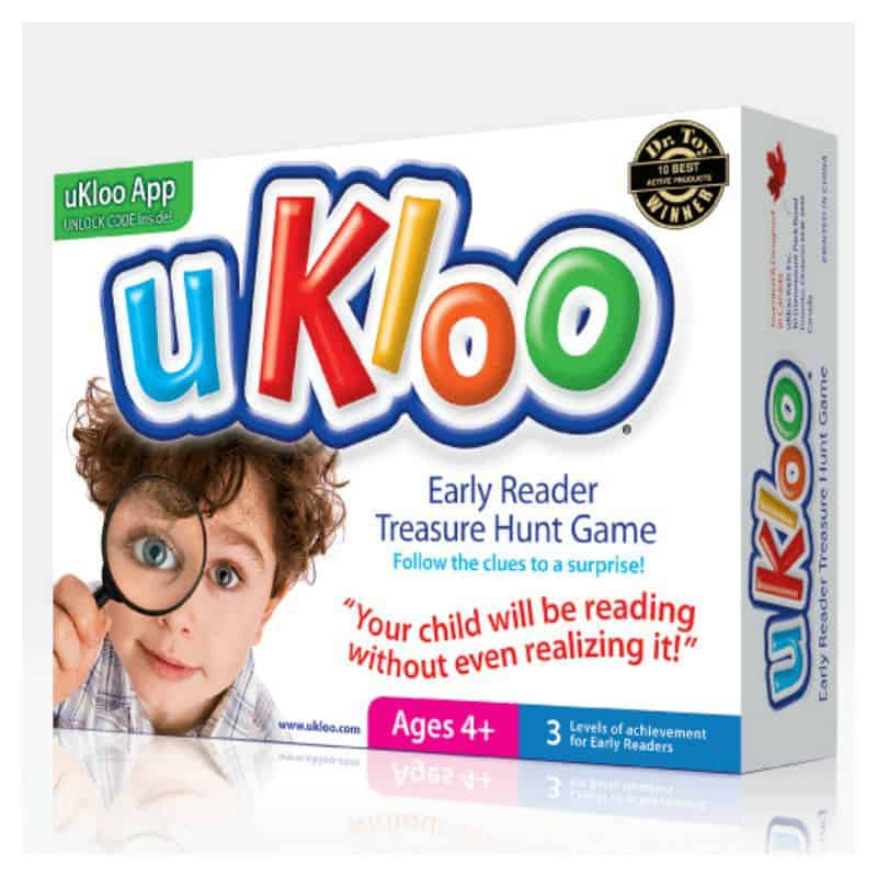 uKloo-early-reader