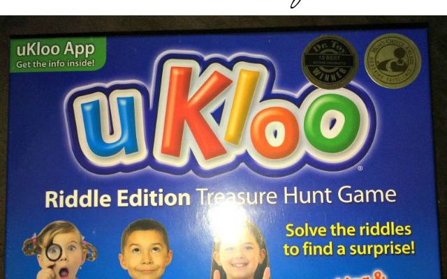 Make Learning Fun With The uKloo Treasure Hunt