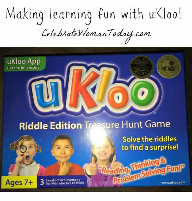 ukloo treasure hunt game