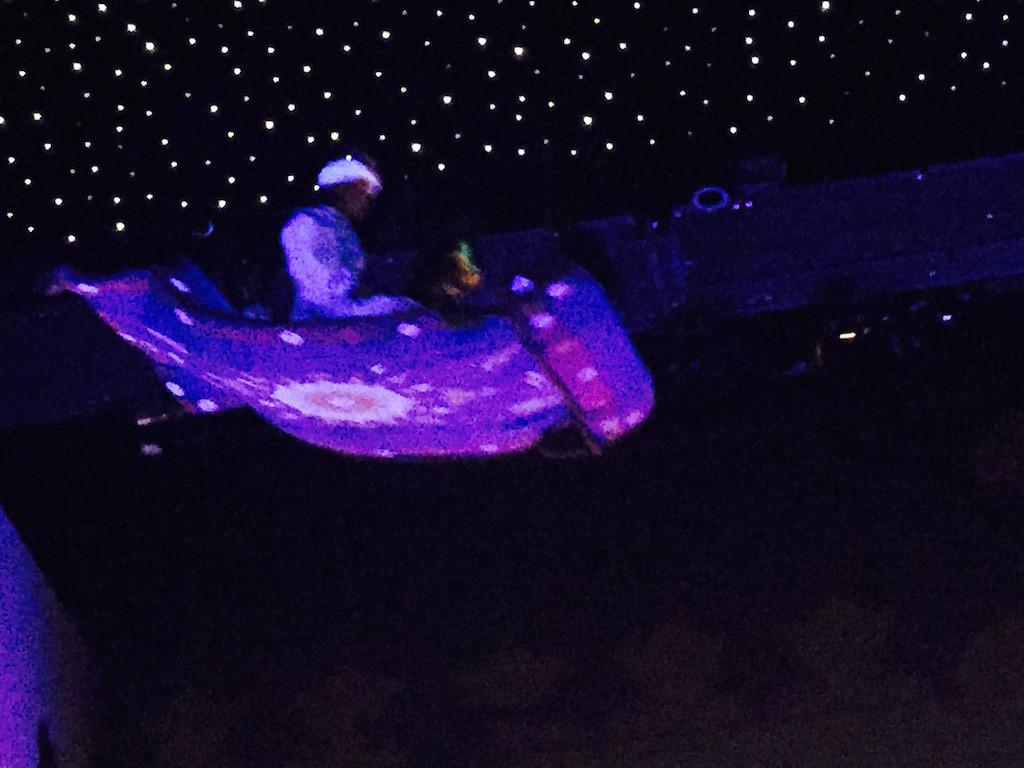 Aladdin-Disneyland-show