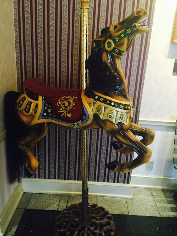 Carousel-horse-Disneyland