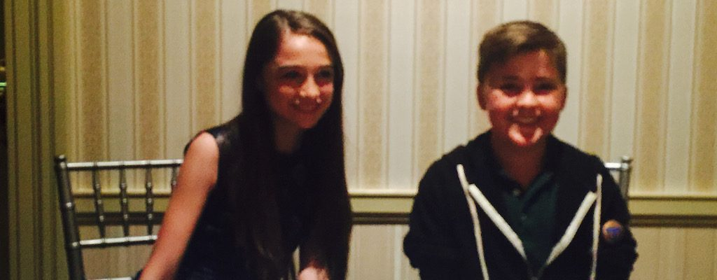 The Magic of the Interview with Raffey Cassidy And Thomas Robinson of Tomorrowland