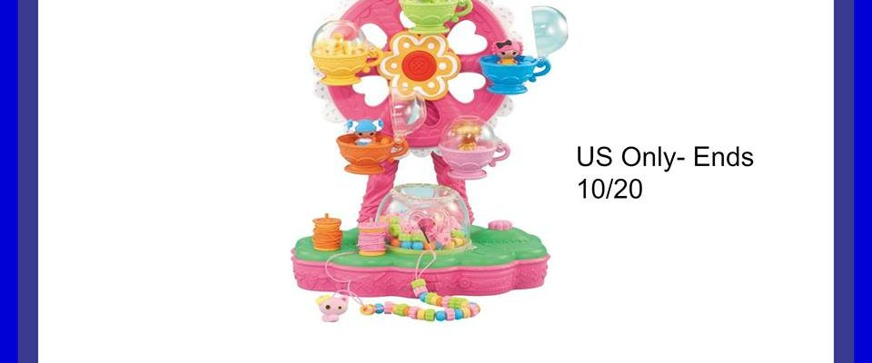 Bring Out Your Childs Creativity With The Lalaloopsy Jewelry Maker