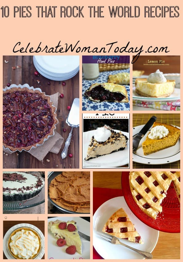 Pies that Rock the World Recipes