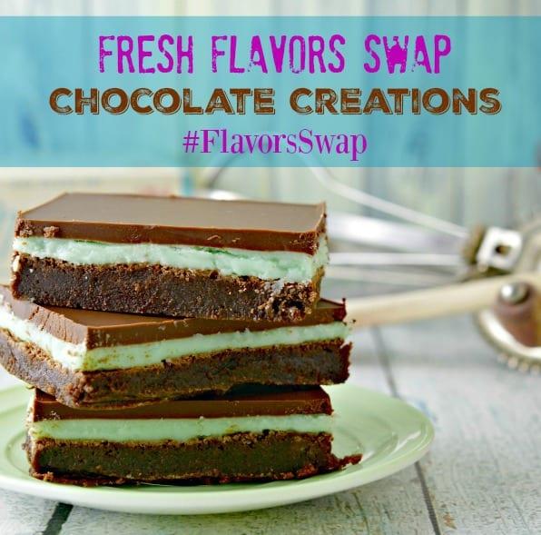Fudge-Mint-Brownie-Recipe-FlavorsSwap
