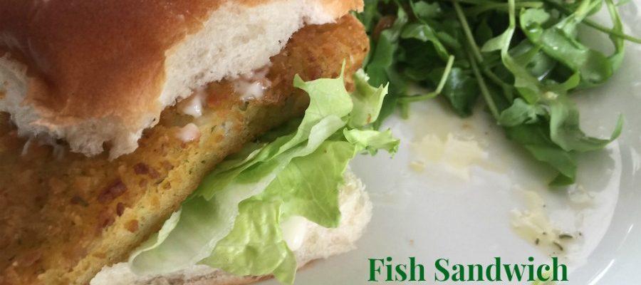 Fish Sandwiches with Remoulade #FlavorsSwap #RecipeIdeas