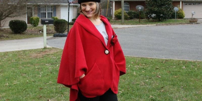 Janska Weekend Cape Is A Fashionable Edition to Your Wardrobe
