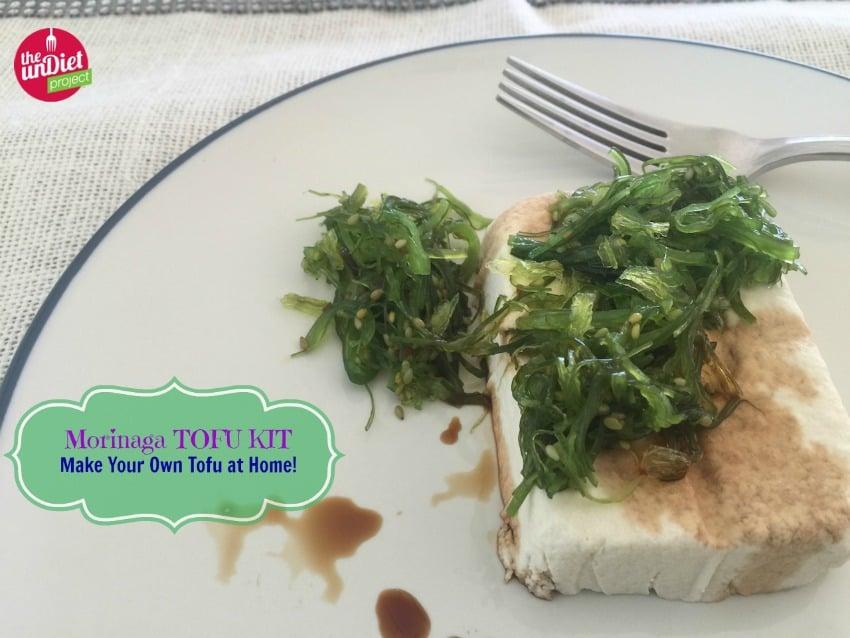 morinaga tofu kit