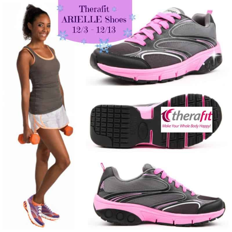 Therafit-Arielle-shoes-giveaway