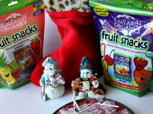 Yummy Holiday Treats From YumEarth Organic Candy!