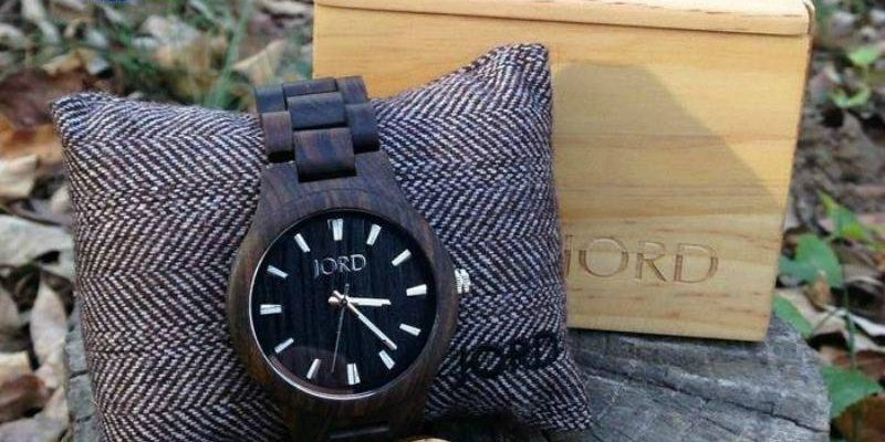 $129 JORD Wood Watch e-Gift Certificate Giveaway