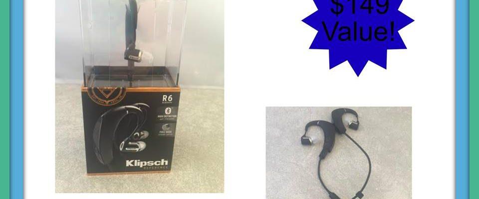 Klipsch Bluetooth Headphone Giveaway