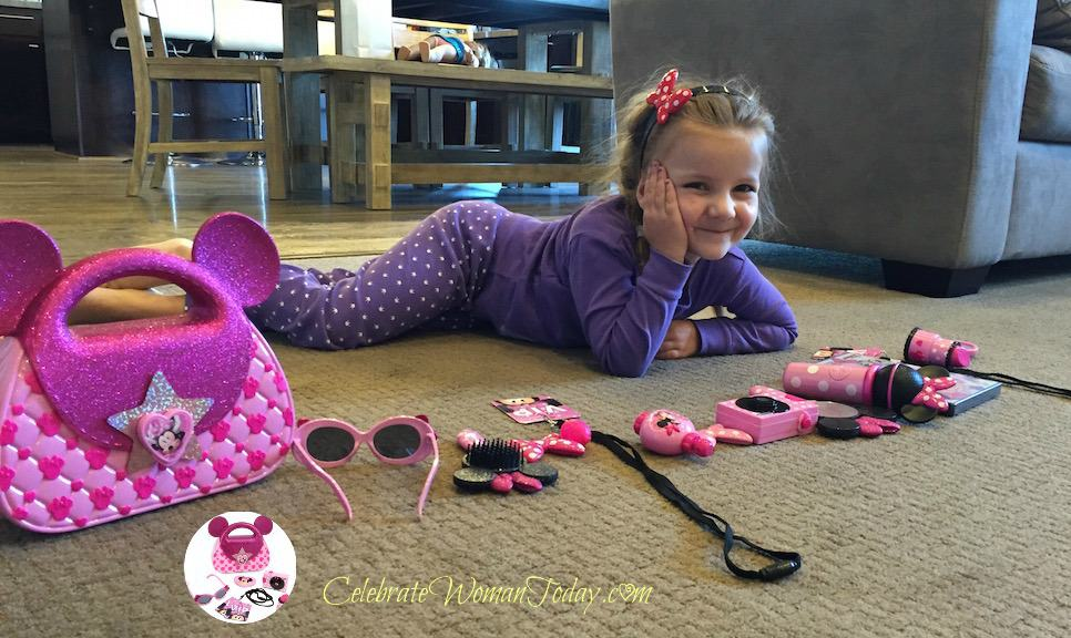 pop star Minni Mouse-Clubhouse