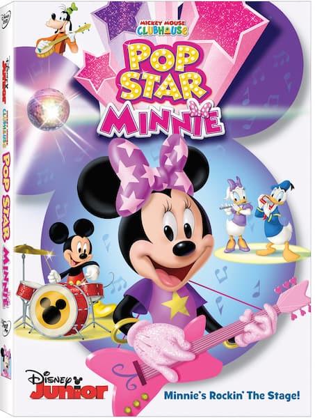 Pop Star MinnieDVD