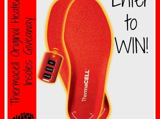 Win Thermacell Original Heated Insoles