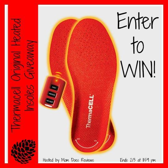 Thermacell Original Heated Insoles