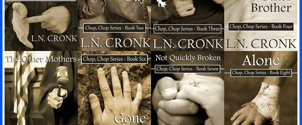 Wrap Yourself Up In The New Chop, Chop Book Series