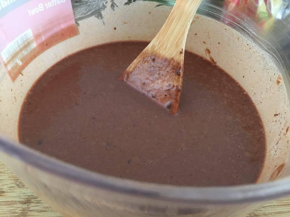 GlutenFree-mini-cakes-chocolate-buttermilk recipe
