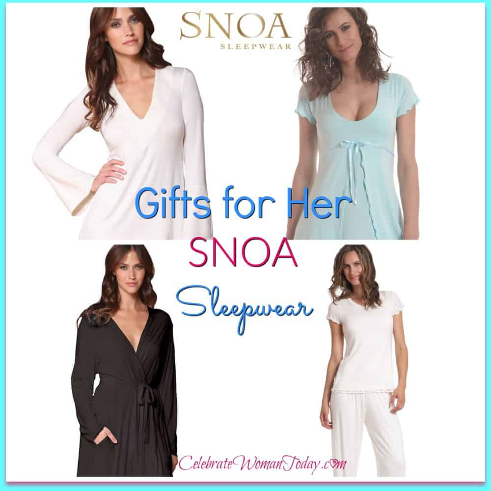 snoa sleepwear