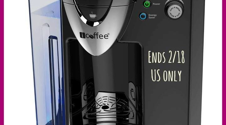 Make Your Days Easier with iCoffee OPUS Single-Cup Brewer