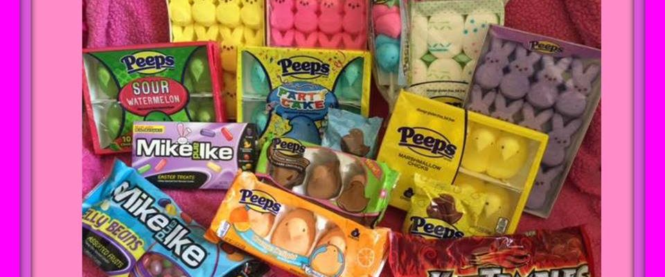#HeartThis Peeps Easter Prize Pack Giveaway!