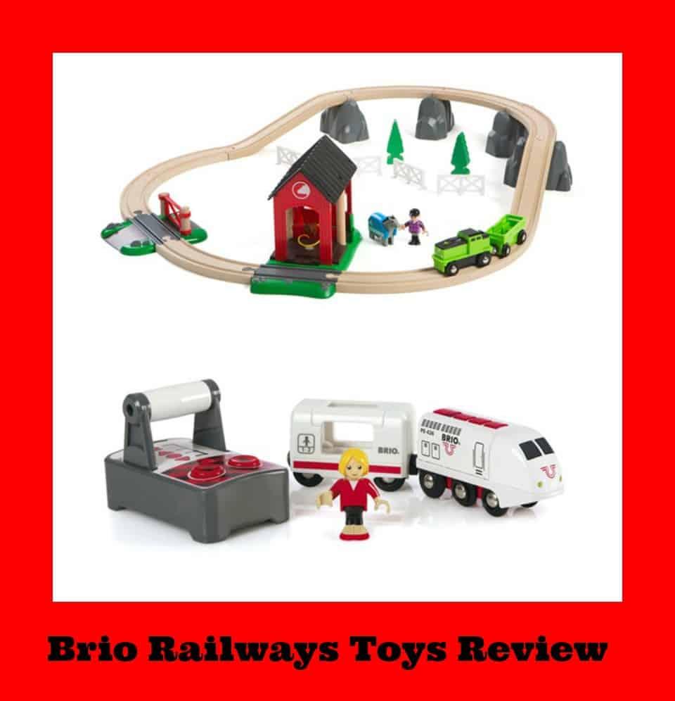 Review Brio Toys