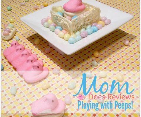 Create a Marvelous Peeps Edible Craft #12DaysOf Easter #RecipeIdeas