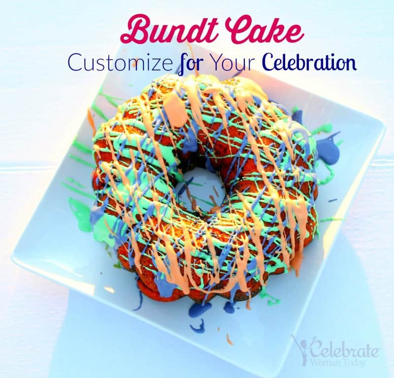 Bundt Cake – Customize Your Occasion