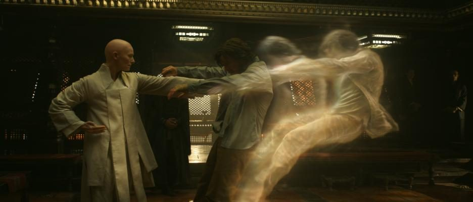 Who Wants To Own Their Doctor Strange Blu Ray DVD Collection?