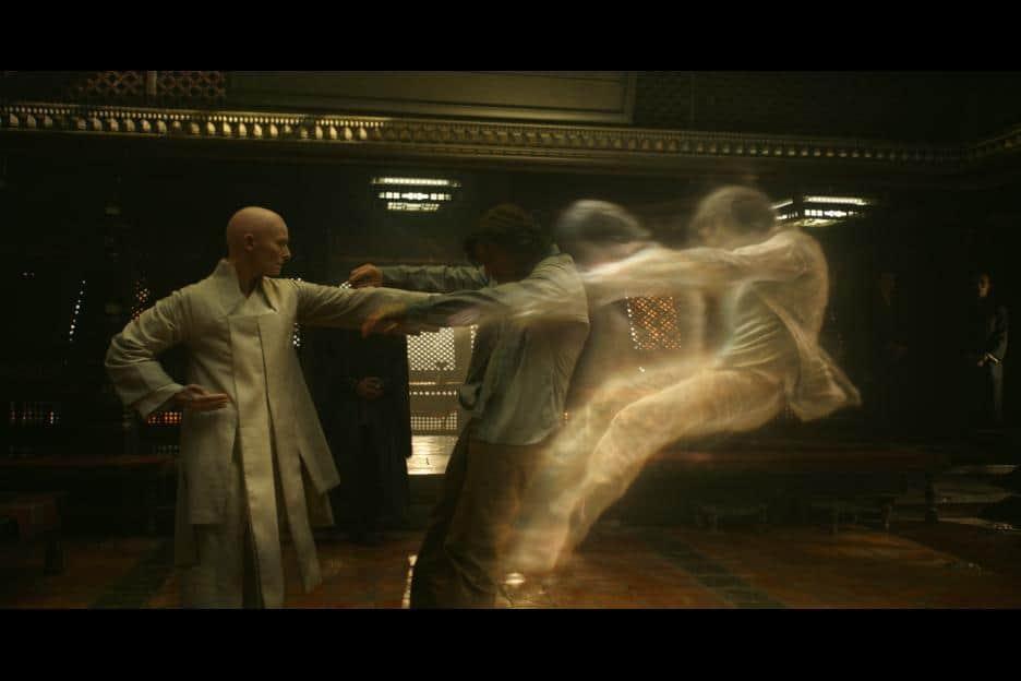 doctor strange marvel movie