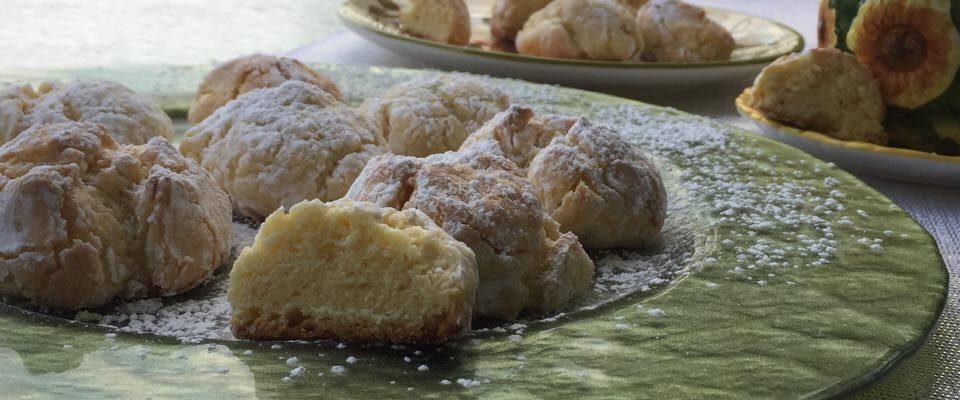 Lemon Butter Cookies from Scratch