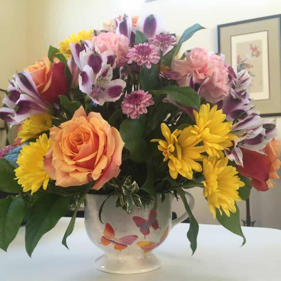 teleflora, mothers day, flowers, floral bouquet
