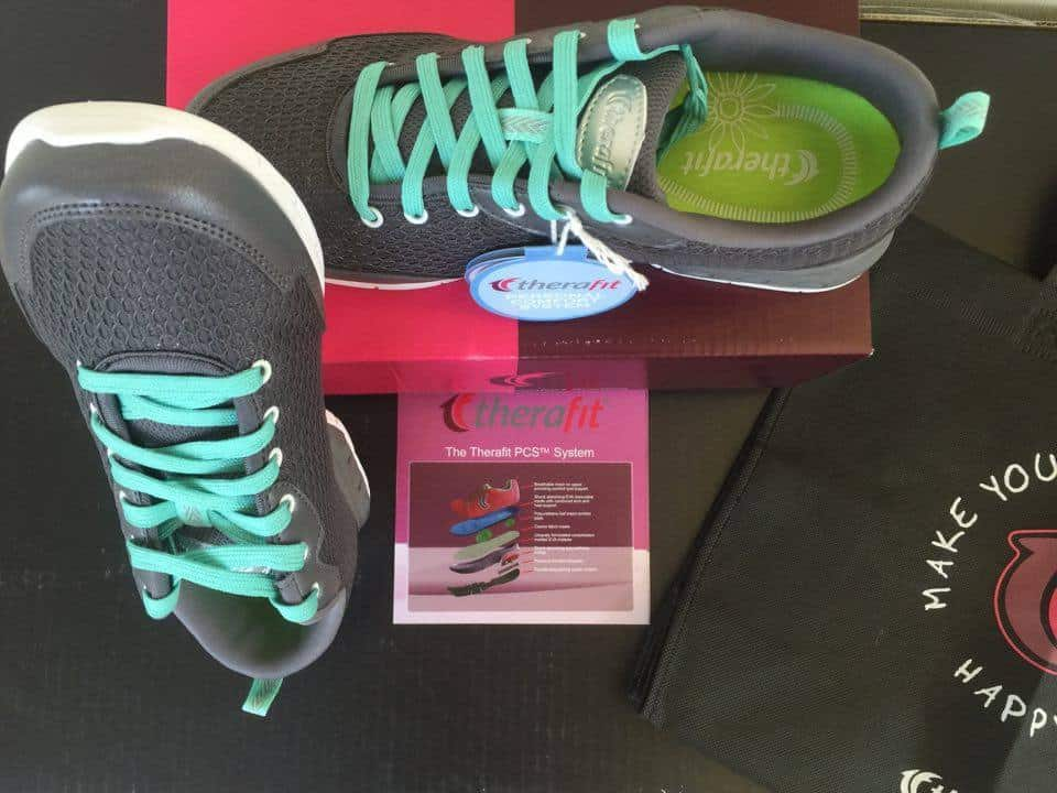therafit walking shoes