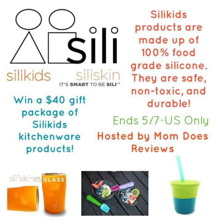 Silikids Giveaway