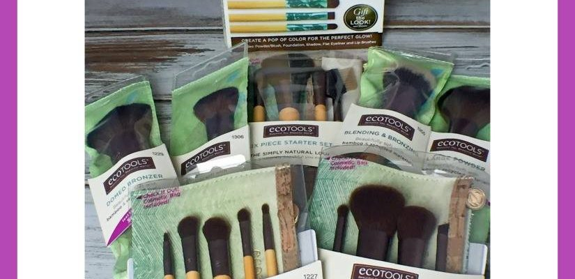 EcoTools Cosmetic Brushes Is A Must for Every Woman