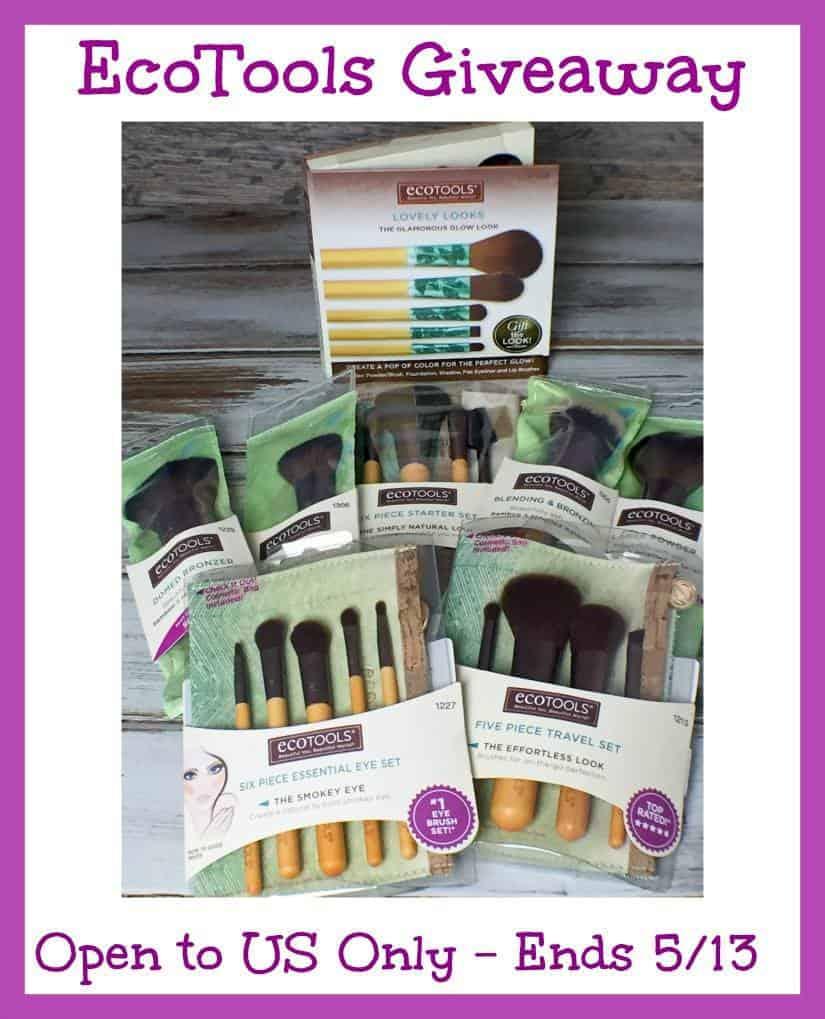 ECOTOOLS Bamboo Cosmetic Brushes