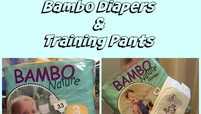 Favorite Features of Bambo Nature Diapers & Training Pants #HeartThis