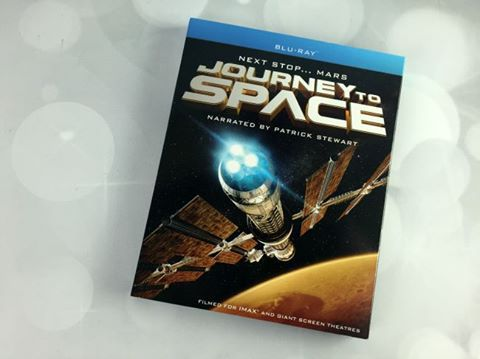 Win 3D DVD – JOURNEY TO SPACE